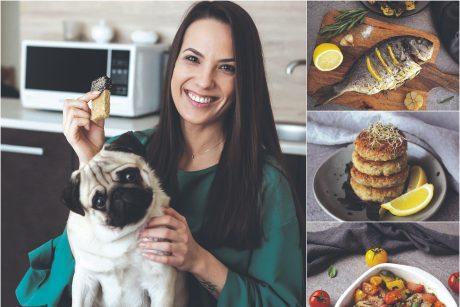 Tinklaraščio autorė A. Trilupaitė: sveikas maistas gali būti skanus