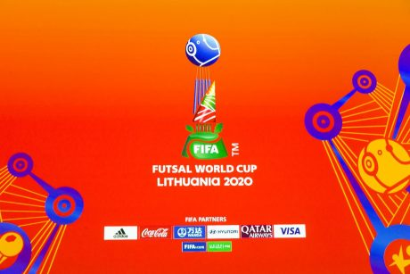 Išleistas salės futbolo čempionatui Lietuvoje skirtas žaidimas mobiliems įrenginiams