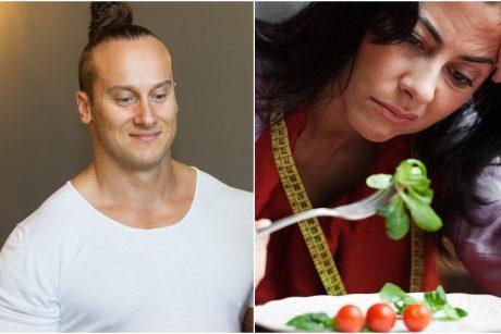Treneris A. Pauliukevičius pataria, kaip neatsidurti dietų spąstuose