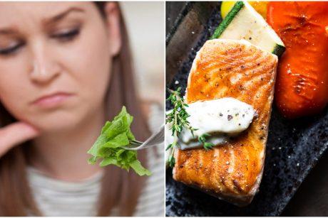 Draugiškas kūno linijoms mitybos planas – paprasčiau nei galvojote (receptai)