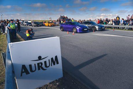 """""""Aurum 1006 km lenktynes"""" praturtins ir jubiliejinės traukos lenktynių varžybos"""