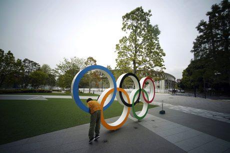 Apklausa: per 80 proc. japonų nenori olimpiados šią vasarą
