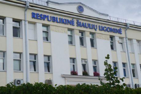 SAM apie Respublikinę Šiaulių ligoninę: šiuo metu nėra pagrindo nušalinti vadovą