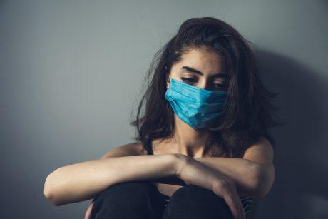 Psichoterapeutė: jau turime viską, kad visuomenės psichinė sveikata blogėtų