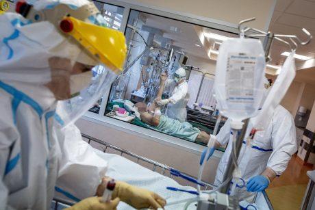 Ligoninės atstovas: per pandemiją geri sprendimai neegzistuoja