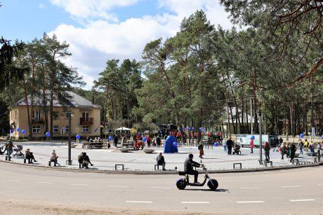 Kauno rajono staigmenų turistams ir svečiams bagažas dar neišsemtas