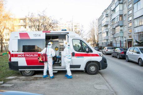 Higienos institutas: per pirmąjį šių metų pusmetį nuo COVID-19 mirė 3,3 tūkst. žmonių