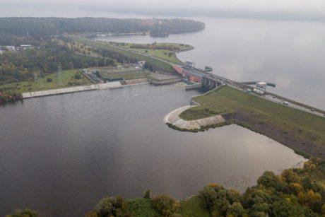 Memorandumo pasirašymu įžangą šliuzo projektui davęs Kaunas žengia pirmą žingsnį realių darbų link