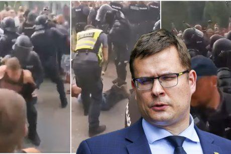 L. Kasčiūnas: incidentas prie Rūdninkų poligono primena provokaciją