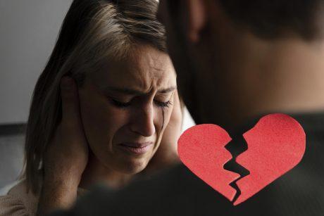 Po išsiskyrimo – arši emigranto kova dėl pinigų: ieškojau meilės, o tu vaiką pagimdei mano draugui