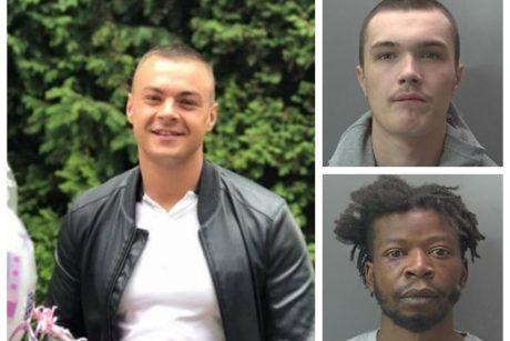 Trenerį iš Lietuvos kardu nužudęs anglas įkalintas iki gyvos galvos