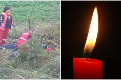 Kauno rajone – kraupi nelaimė: nesuvaldęs motociklo užsimušė vyras