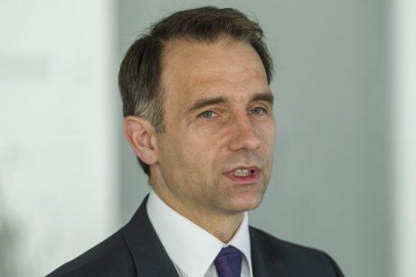R. Masiulis ir Ž. Vaičiūnas susitinka su Estijos ekonomikos ministru