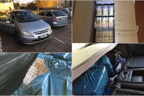 Pasieniečiai krėtė kauniečio automobilį ir namus: gresia tūkstantinė bauda
