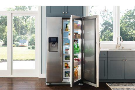 Šaldytuve kriaušių svorio netekimas