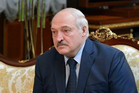 A. Lukašenka: prie bandymo mane nušalinti prisidėjo JAV