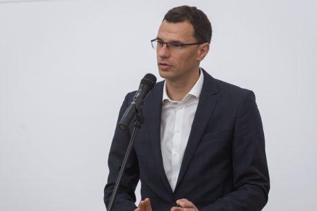 """D. Gudelis pardavė """"VIP Viešosios informacijos partnerius"""""""