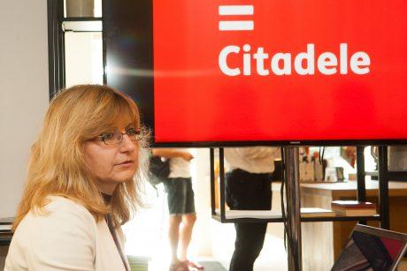 citadelės prekybos strategija)