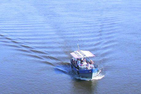 Vidaus vandens kelių gilinimui – aplinkosaugininkų veto