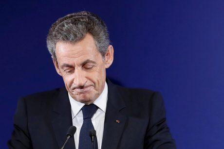 N. Sarkozy stos prieš teismą dėl nelegalaus rinkimų kampanijos finansavimo