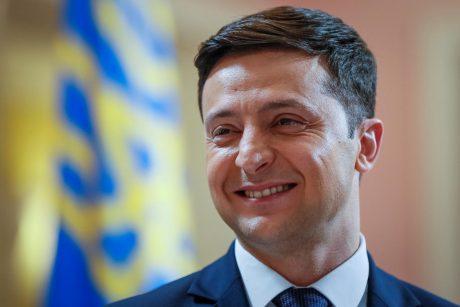 Ukraina nepakvietė Rusijos atstovų į prezidento V. Zelenskio inauguraciją