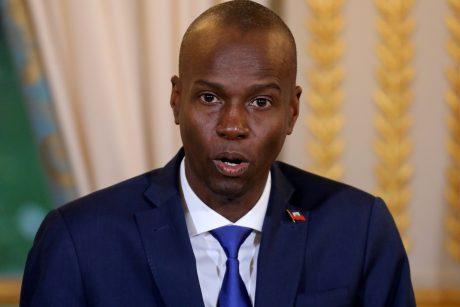 """Haityje dėl J. Moise""""o nužudymo suimtas prezidento apsaugos vadovas"""