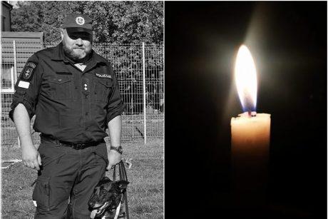 Policija apie nušautą  S. Žymantą: praradome nuostabų, kupiną teigiamų emocijų žmogų