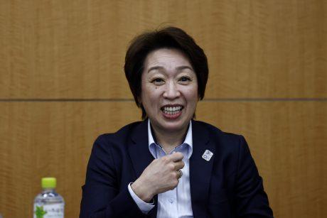 Tokijo olimpiados organizatoriai šį mėnesį spręs, ar įsileisti sirgalius iš užsienio