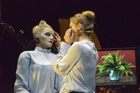 Klaipėdos publika pirmoji išvydo neorologinę operą