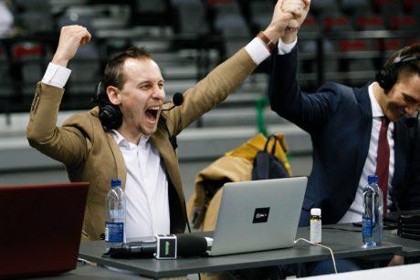 "Paaiškėjo 2021-2022 m. sezono ""Betsafe-LKL"" komentatoriai"