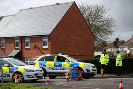 Šiaurės Airijos policija dėl žurnalistės nužudymo suėmė keturis asmenis