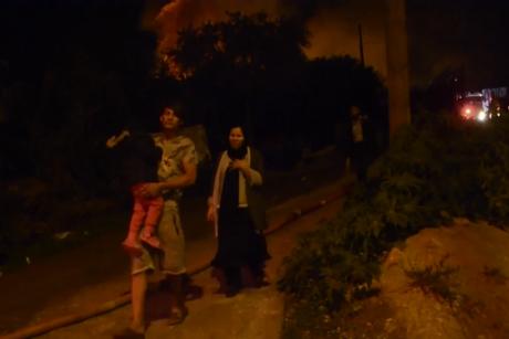 Graikijos saloje per konfliktą tarp prieglobsčio prašytojų sužeisti trys žmonės