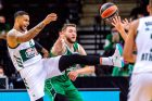 """We're Back"" turnyras: ""Žalgiris"" – ""Panathinaikos"" 81:74"