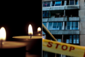 Nelaimė Kaune: žuvo iš balkono iškritusi moteris