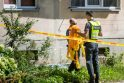Vėl šiurpi tragedija Kaune: žuvo dar vienas pro langą iškritęs mažametis