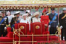 Karališkoji šeima nesutaria, su kuo švęsti Kalėdas