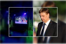 Lietuvoje vyksiančio pasaulio čempionato burtus trauks ir E. Jankauskas