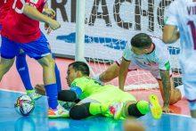 Venesuelos salės futbolo rinktinė užsitikrino vietą atkrintamosiose varžybose