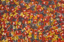 P. Griušio parodoje – <span style=color:red;>(ne)</span>reikšmingi pasivaikščiojimai po miestą
