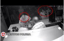 Klaipėdos policija ieško šių vyrų <span style=color:red;>(gal atpažįstate?)</span>