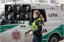 Klaipėdos policija ieško šio asmens <span style=color:red;>(gal atpažįstate?)</span>