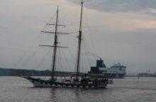 Savaitgalį Klaipėdoje – Laivų paradas: sieks atgaivinti istorinius įvykius <span style=color:red;>(programa)</span>