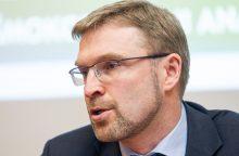 Vyriausybės spaudos konferencijoje – L. Kukuraitis ir G. Kacevičius <span style=color:red;>(tiesiogiai)</span>