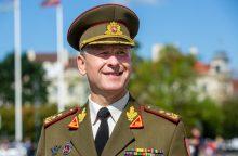 Kariuomenės vadas: Lietuvos oro gynybos sistema pasiekė naują lygį <span style=color:red;>(interviu)</span>