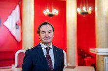 VU rektorius: LDK paveldas Baltarusijai gali padėti tapti europietiškesne <span style=color:red;>(interviu)</span>