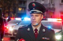 L. Pernavas nebus skiriamas vadovauti policijai antrą kadenciją <span style=color:red;>(papildyta)</span>
