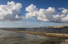 Nidos paplūdimyje į krantą išmestas vyro lavonas <span style=color:red;>(papildyta)</span>