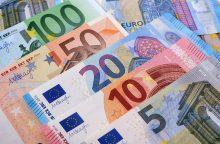 Valstybės biudžeto išlaidas ketinama didinti iki 732 mln. eurų <span style=color:red;>(tiesiogiai)</span>