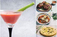 Pavasariški grilio patiekalai ir naudingi patarimai <span style=color:red;>(receptai)</span>