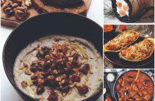 Baklažanai – naujų atradimų skonis <span style=color:red;>(receptai)</span>